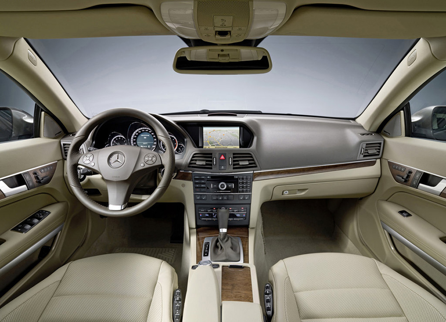 Piline engineering for Interieur mercedes c klasse